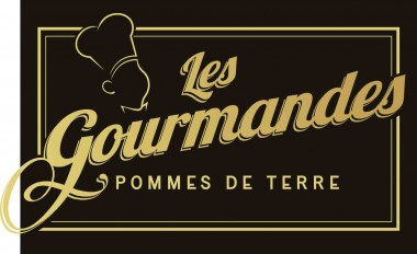 Pom'Alliance - Logo Les Gourmandes - Par Madec and co