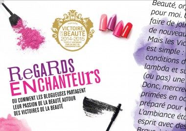victoires de la beauté - document commercial 2014 par madec and co