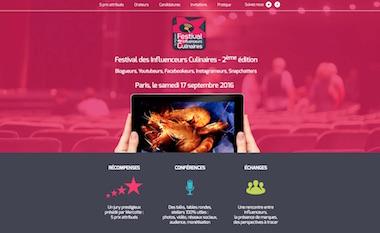 Festival des influenceurs culinaires 2016-visuel crevette par madecandco