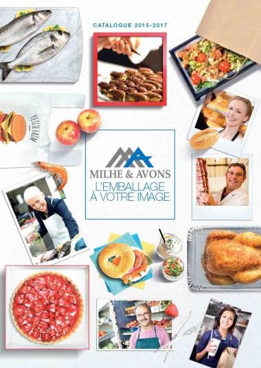 Milhe et Avons - Catalogue emballage alimentaire - par Madec and co